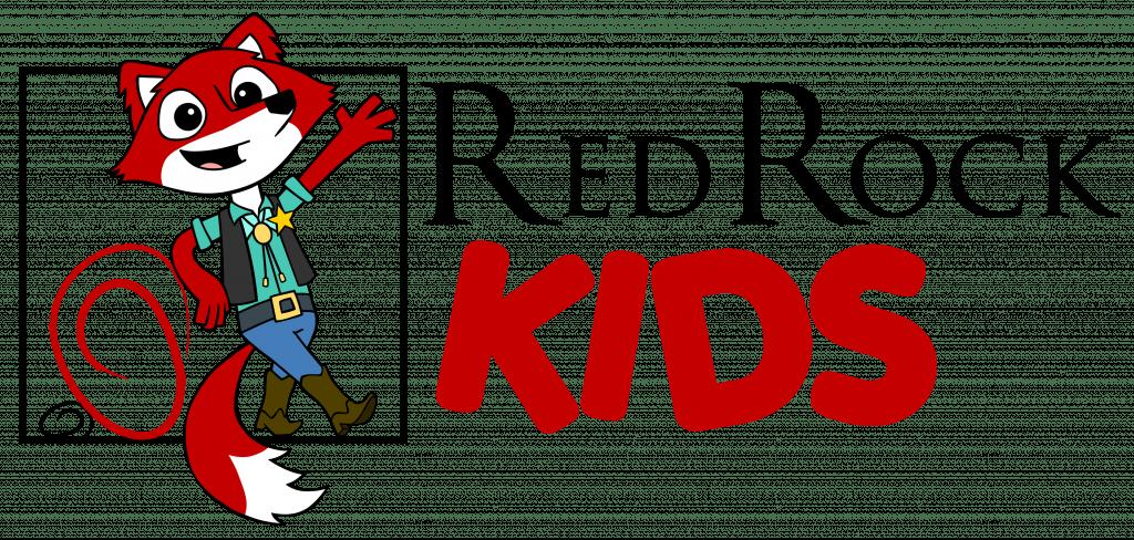 Red Rock Kids logo